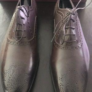 Roberto Cavalli Men's Oxford Shoes US 10/43 ITALY